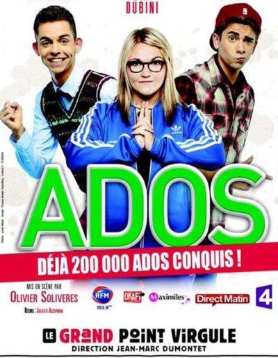 2012 Ados