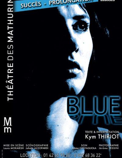2012 Blue