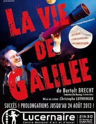 2012 La Vie De Galilee