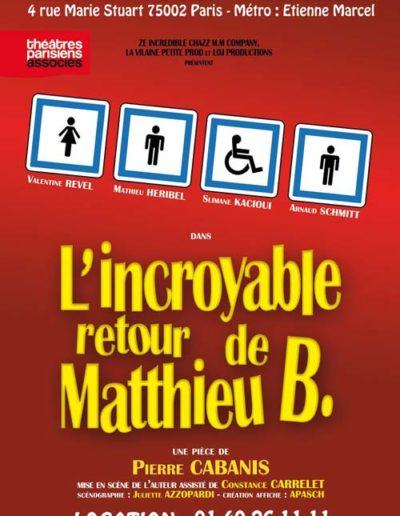 2012 L'incroyable Retour De M B