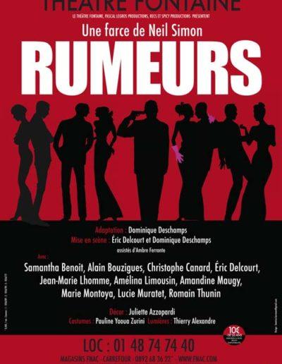 2015 Rumeurs