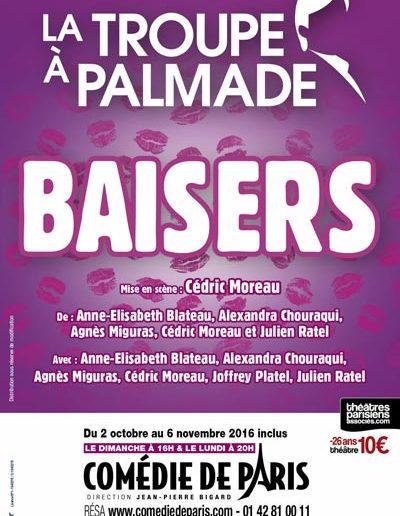 2016 Baisers