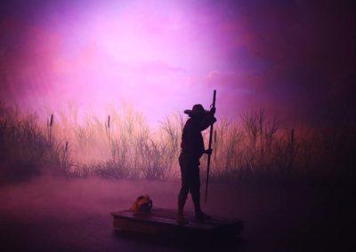 Tom Sawyer © Maxime Guerville