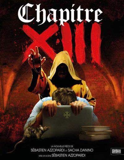 Chapitre XIII Affiche