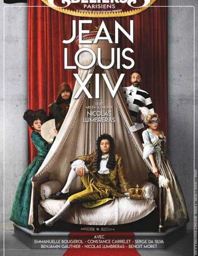 Jean Louis XIV Affiche