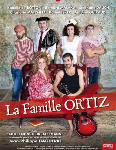 La Famille Ortiz