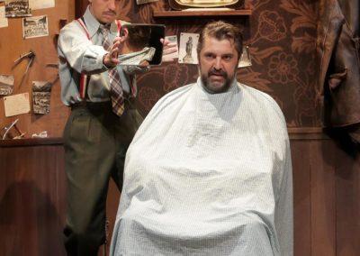 Le petit coiffeur de Jean-Philippe Daguerre