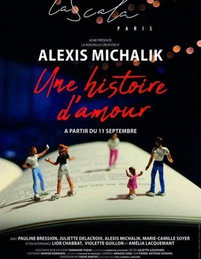 Une histoire d'amour d'Alexis Michalik